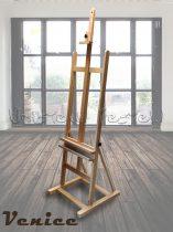 Nagy Műtermi Festőállvány, Racsnis - VENICE