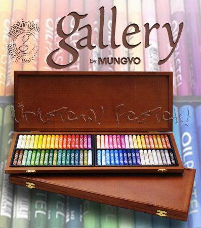 Olajpasztell készlet - Mungyo Artists