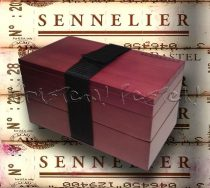Olajpasztell készlet - Sennelier Artists' Oil Pastel 24 Wooden box