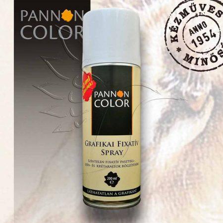 Fixativ - Pannoncolor Grafikai fixatív spray 200ml