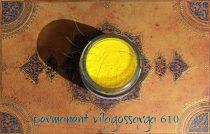 Pigment - Sárga árnyalatok