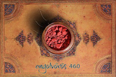 Pigment - Vörös árnyalatok