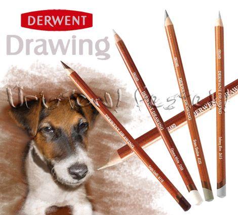 Colored pencil - Derwent Drawing pencil oil pitt - per color