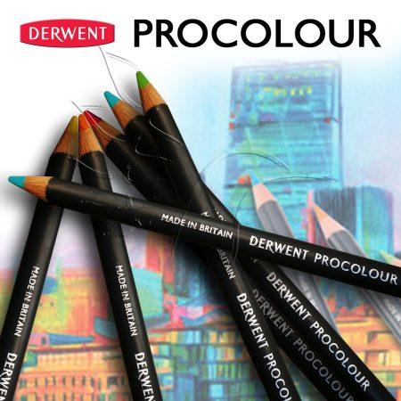 Színesceruza színenként - Derwent Procolour Pencil