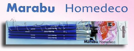 Marabu Acryl Brush Set