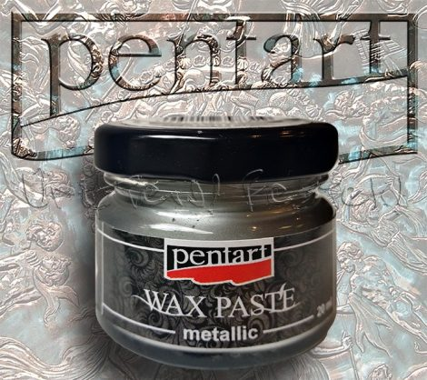 Viaszpaszta - Pentart Wax Paste - METALLIC 20ml