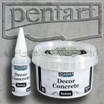 Dekorbeton - Pentart Decor Concrete 250ml