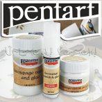 Dekopázslakk - Pentart Decoupage Varnish and Glue CERAMIC - KÜLÖNBÖZŐ KISZERELÉSEKBEN