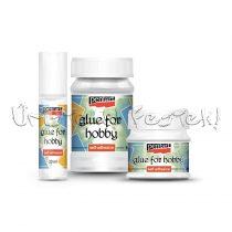 Ragasztó - Pentart Glue for Hobby SELF ADHESIVE 50ml