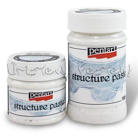 Struktúrpaszta - Pentart Structure Paste 10ml