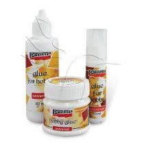 Ragasztó - Pentart Hobby Glue - KÜLÖNBÖZŐ KISZERELÉSEKBEN