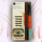 Kalligráfia – Manuscript Leonardt Dip Pen & Nib Set