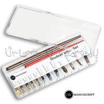 Kalligráfia készlet – Manuscript Student Artist Set Set 14pcs