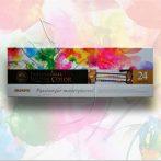 Akvarellfesték készlet - Mungyo Professional Water Color Passion for masterpieces 24 pan sets