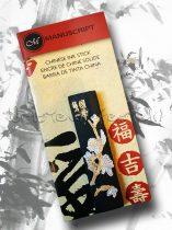 Kőtus – Manuscript Chinese Ink Stick - fekete tusrúd