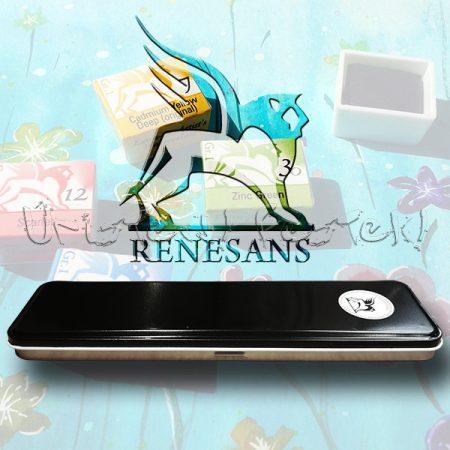 Akvarellfesték készlet - Renesans Művészfesték – KÜLÖNBÖZŐ KISZERELÉSEKBEN