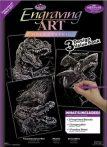 Képkarcoló készlet karctűvel - Royal&Langnickel Engraving ART - HOLOGRAPHIC - 3 darabos