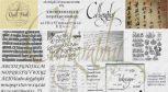 Papír kalligráfiához