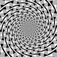 fekete-fehér spirál 3
