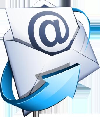 E-mailben (pl. kuponkód)