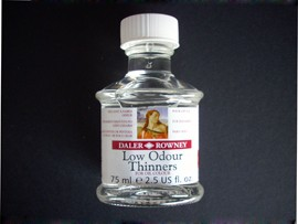 Odorless Paint Thinner - Daler-Rowney