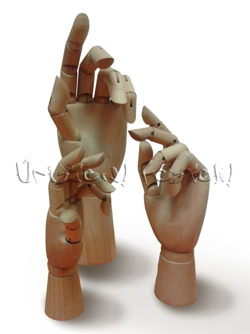 HAND MODEL for SCULPTOR 15cm