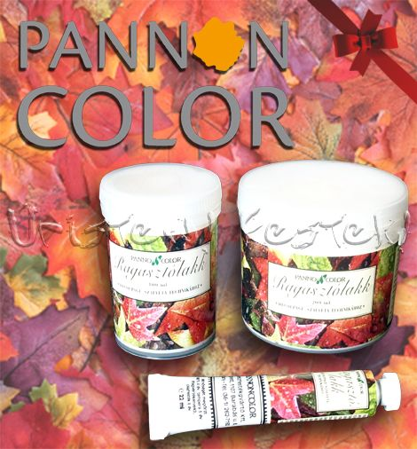 Adhesive Varnish Pannoncolor