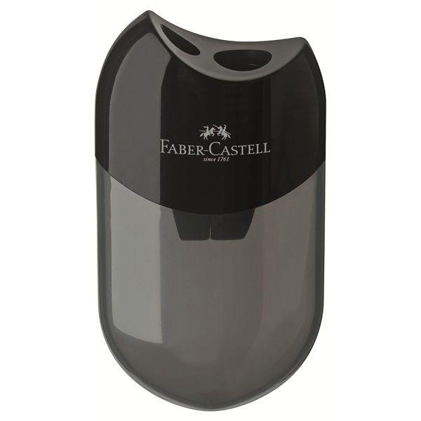 Hegyező - Faber-Castell tartályos kézi - kétlyukú