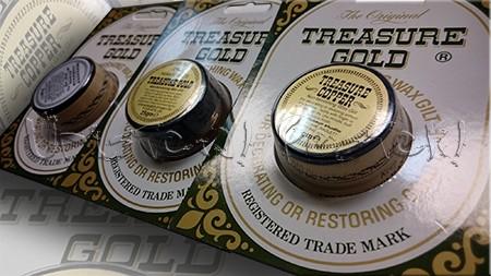 Képkeretjavító festék - Treasure Gold aranyozó paszta 25gr - KÜLÖNBÖZŐ SZÍNEKBEN