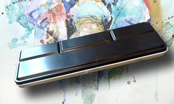 Color Mixer Palette - with cups, 21x16cm