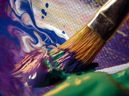 Festék - olaj, akril, akvarell stb.