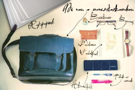 Művésztáska, mappa, rajzmappa, portfólió táska